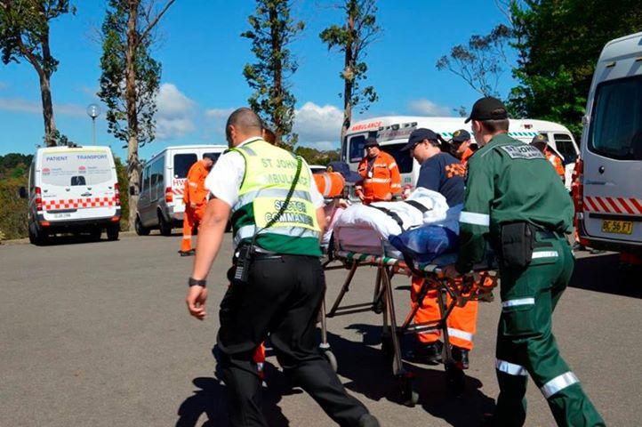 Volunteers St John Ambulance Australia