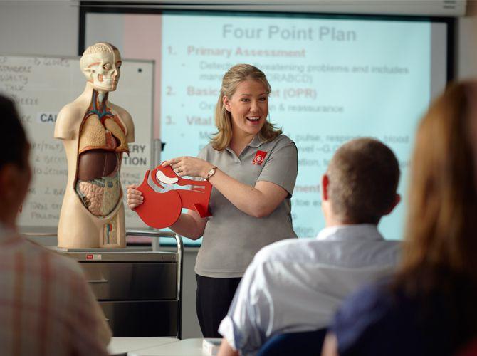 first aid training st john ambulance australia